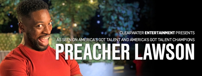 Preacher Lawson at Clearwater Casino Resort