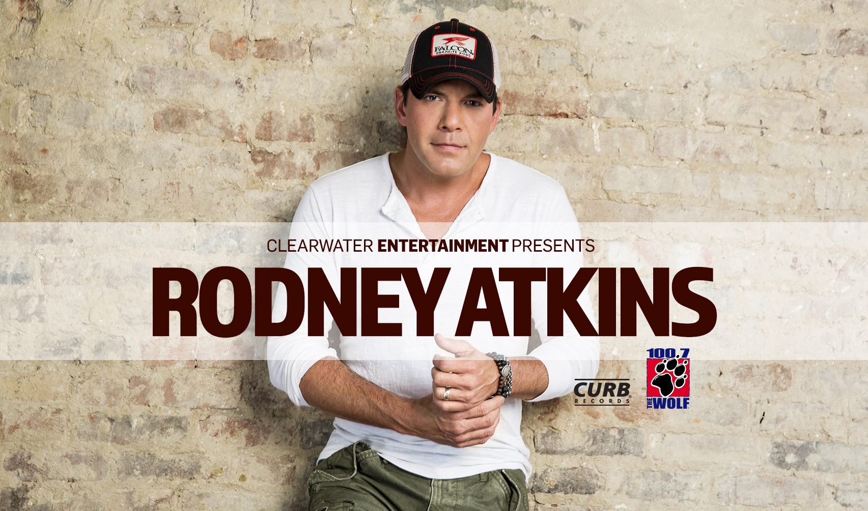 Rodney Atkins Clearwater Casino Resort