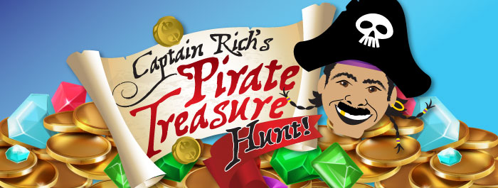 Capt Richs Pirate Treasure Hunt