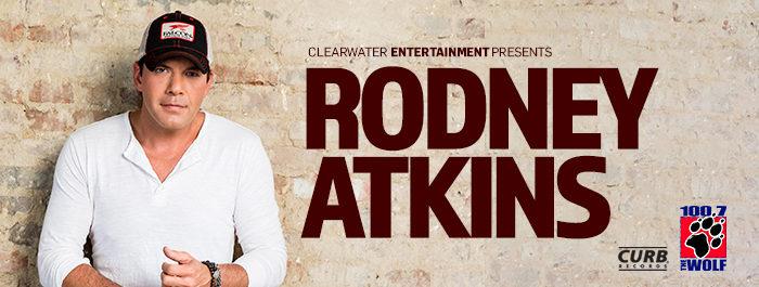 Rodney Atkins Clearwater Casino Resort