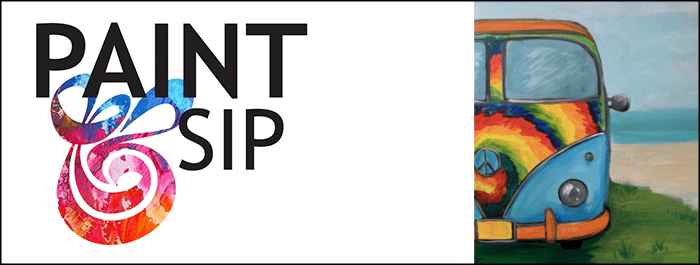 Paint And Sip July 2019