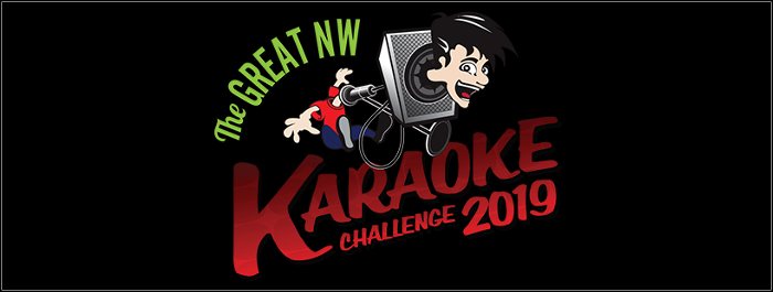 The Great Northwest Karaoke Challenge