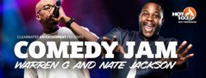 Warren G Nate Jackson Comedy Jam