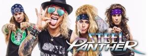 Steel Panther - HEAVY METAL RULES - Clearwater Casino Resort