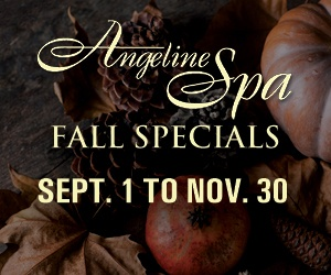 Angeline Spa Fall Specials