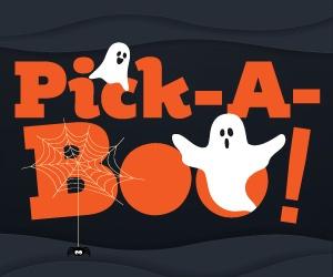 Pick-A-Boo!
