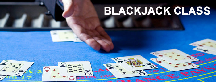 FREE BLACKJACK CLASS! NEED A CAREER CHANGE? BECOME A TABLE GAMES DEALER!