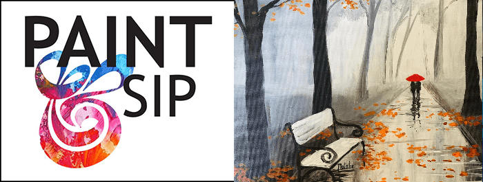 Paint And Sip October 2019