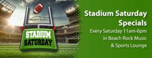 Stadium Saturday Beach Rock Music & Sports