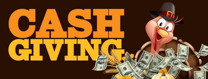 Cashgiving