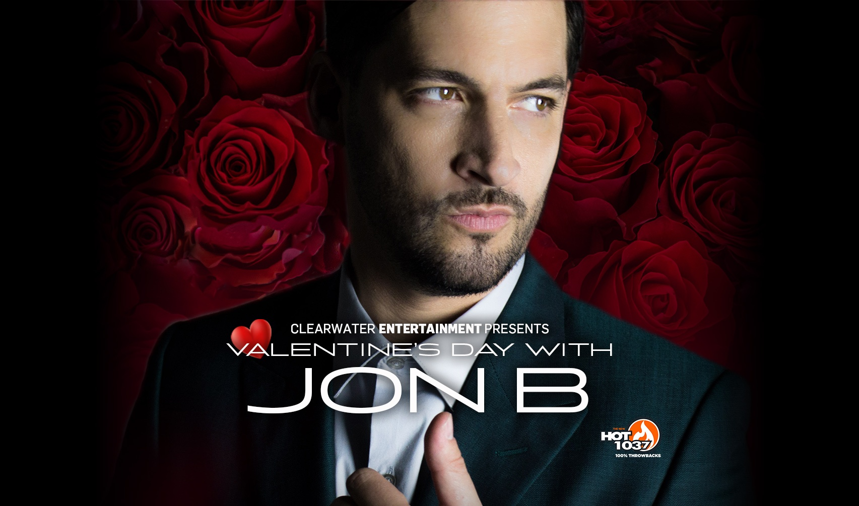 Valentine's Day with Jon B