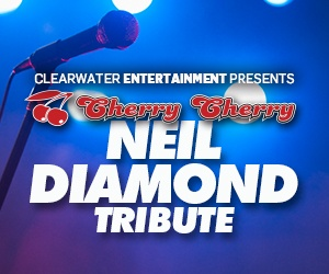 Cherry Cherry Neil Diamond Tribute