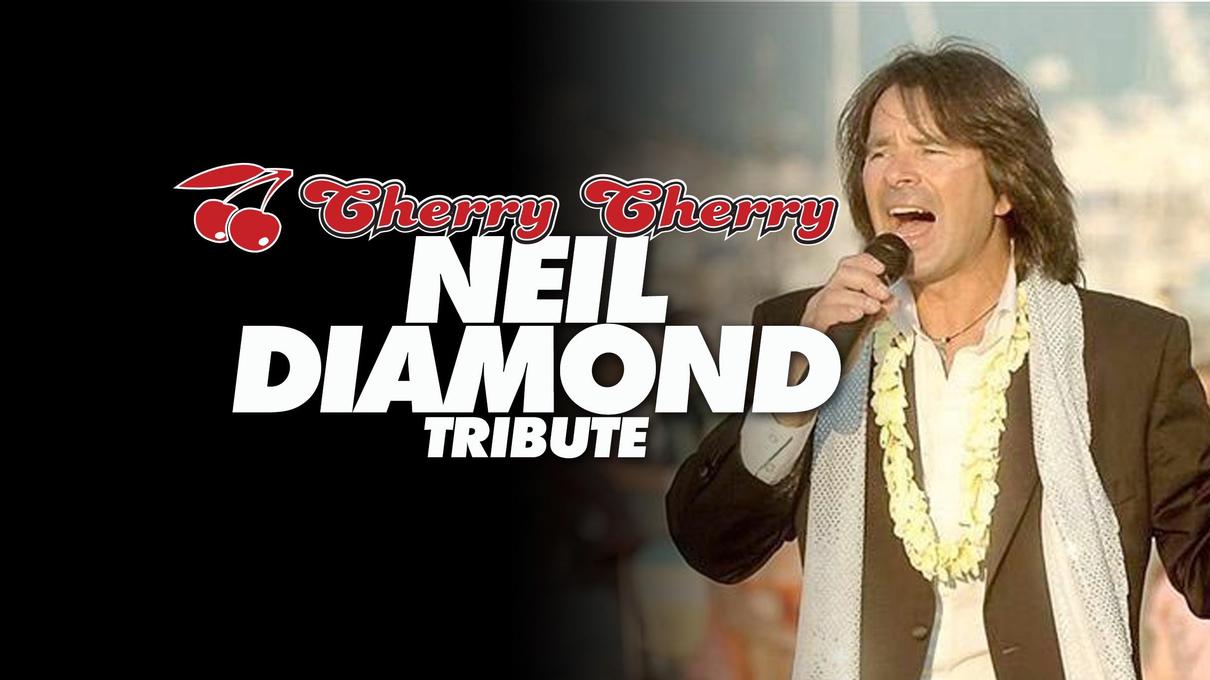 Cherry Cherry Neil Diamond Tribute