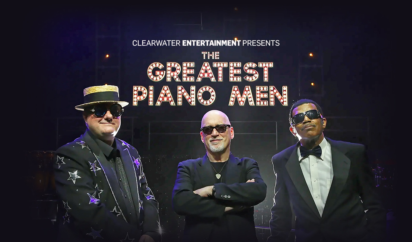 Clearwater Entertainment Presents: The Greatest Piano Men!
