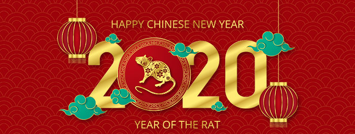 Chinese New Year – Year of the Rat!