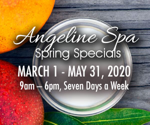 Angeline Spa Spring Specials