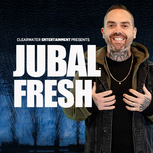 Jubal Fresh at Clearwater Casino Resort