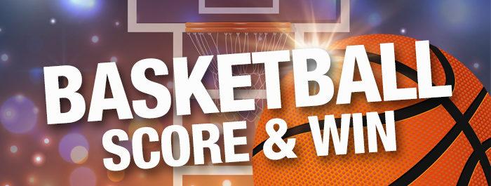 Basketball Score & Win Clearwater Casino Resort