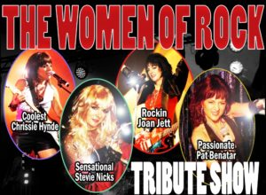 The Women Of Rock at Clearwater Casino Resort