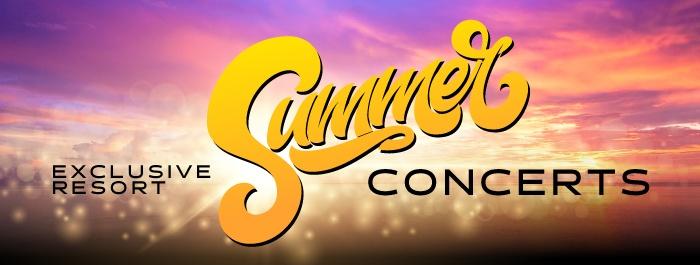 Exclusive Resort Summer Concert