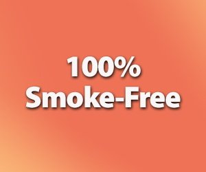 Clearwater Casino Resort is currently 100% smoke-free