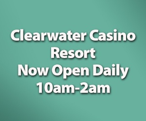 Covid 19 Now Open Clearwater Casino Resort