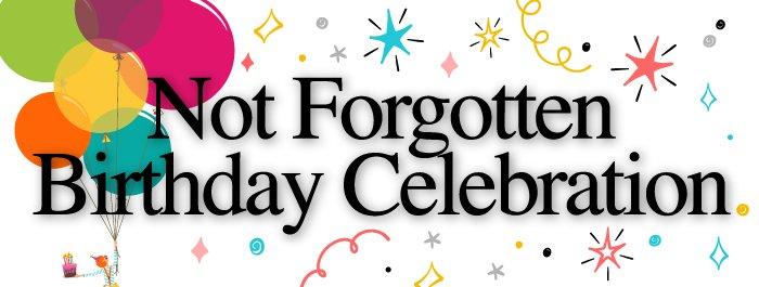 Not Forgotten Birthday at Clearwater Casino Resort