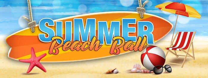 Summer Beach Ball Swipe To Win!