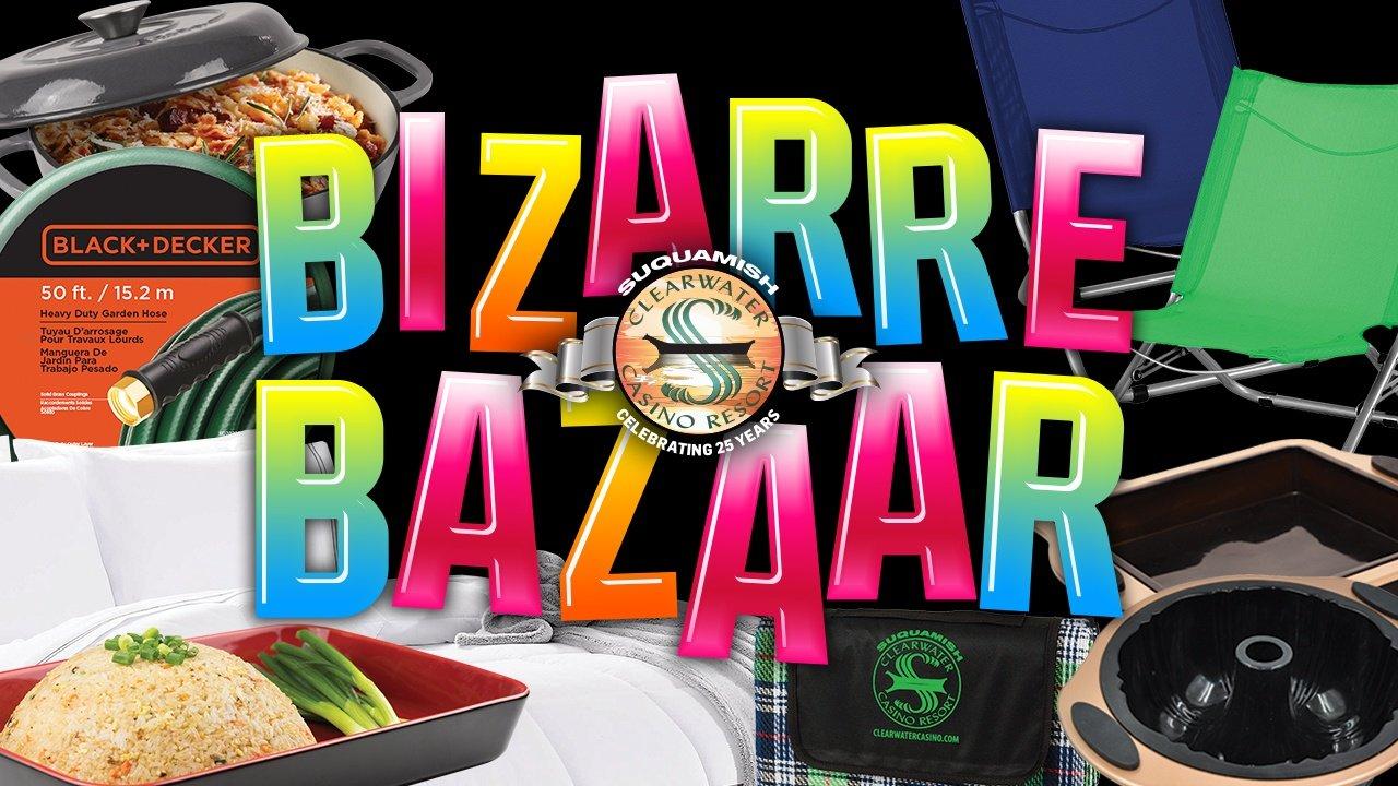 Bizarre Bazaar Clearwater Casino Resort