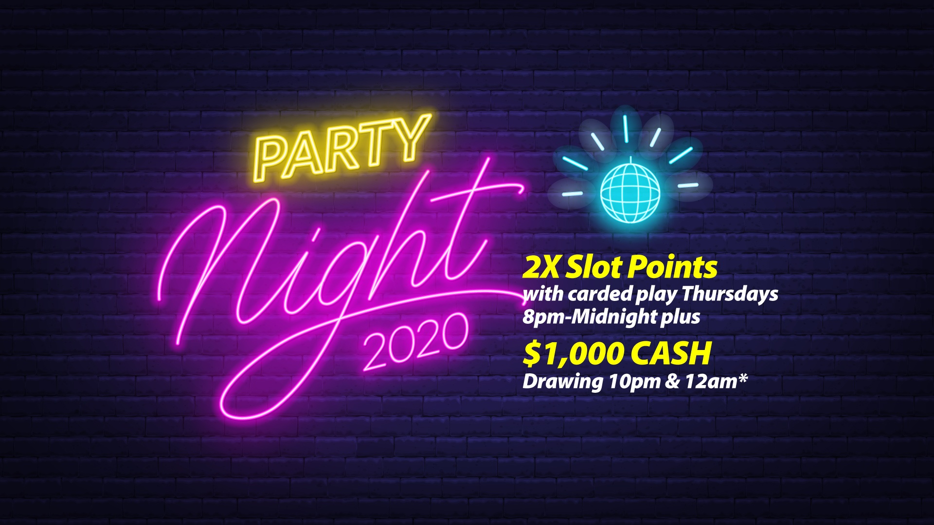 Party Night 2020