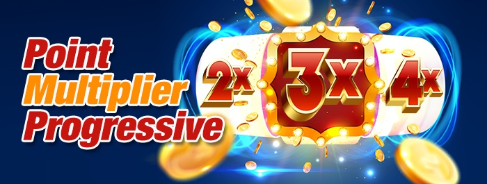 Clearwater Casino Point Multiplier Promotion August