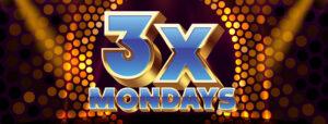 3x Points Mondays