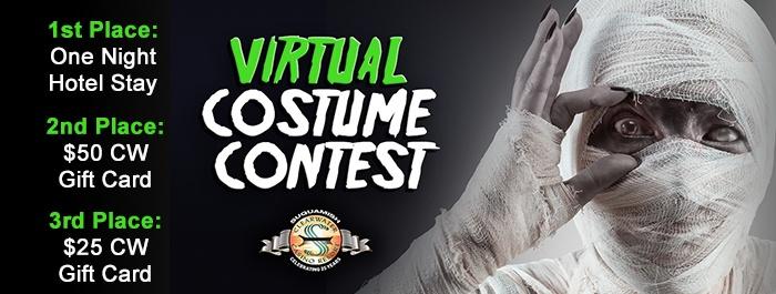 Halloween Virtual Costume Contest