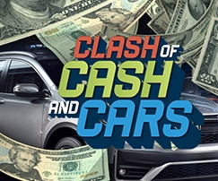 CLASH OF CASH AND CARS
