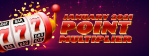 Point Multiplier Clearwater Casino Resort