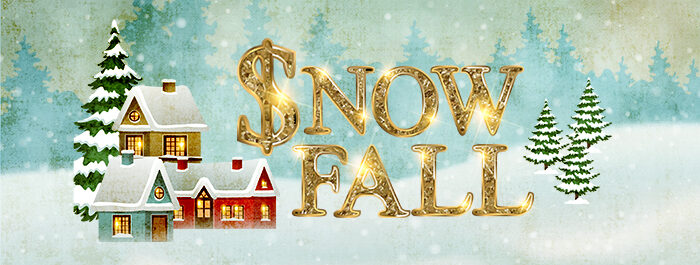 Snow Fall Clearwater Casino Resort