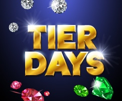 TIER DAYS Clearwater Casino Resort