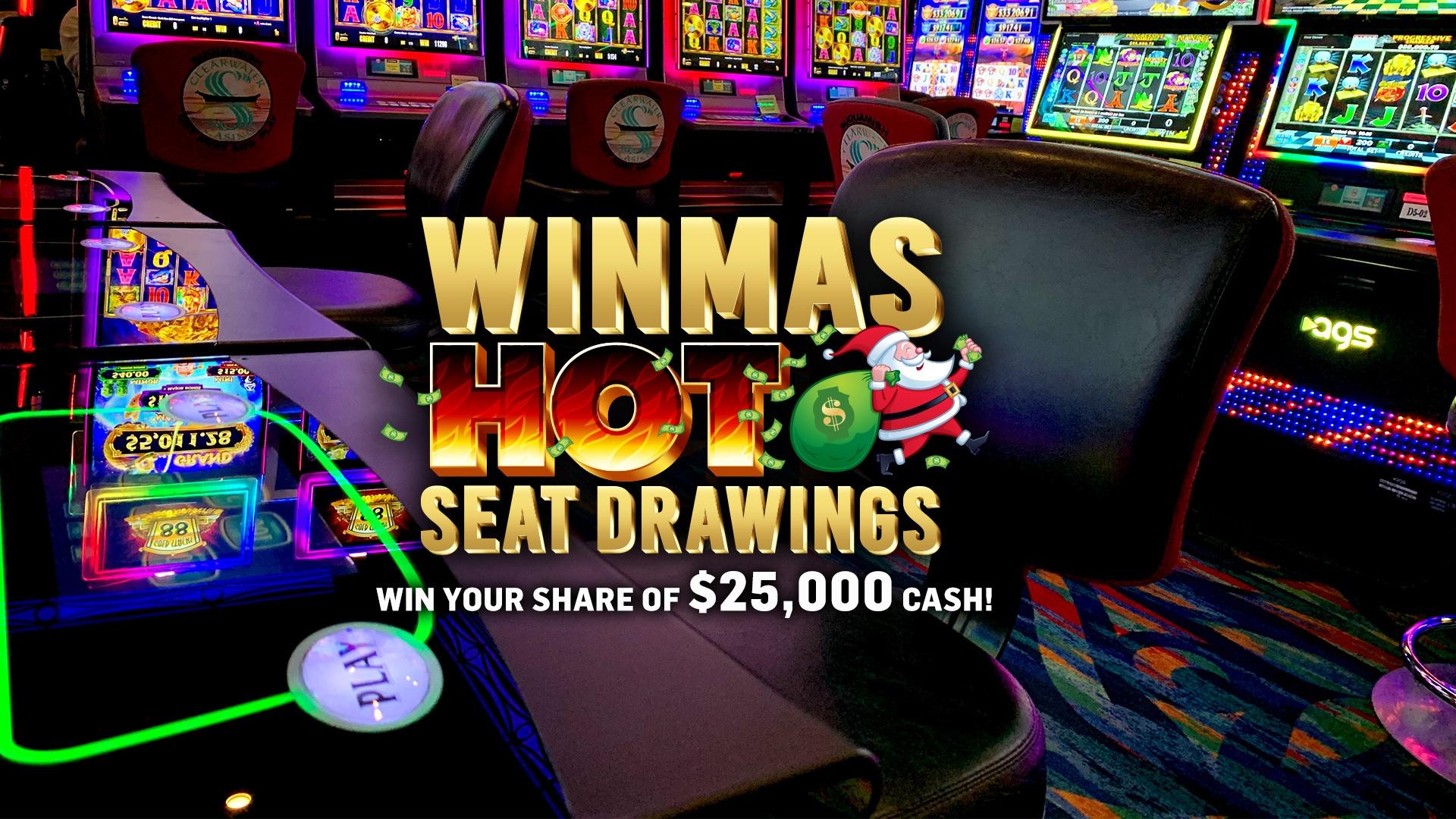 WINMAS Clearwater Casino Resort