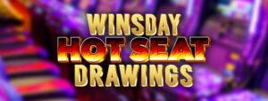 WINSDAY Hot Seat Clearwater Casino Resort
