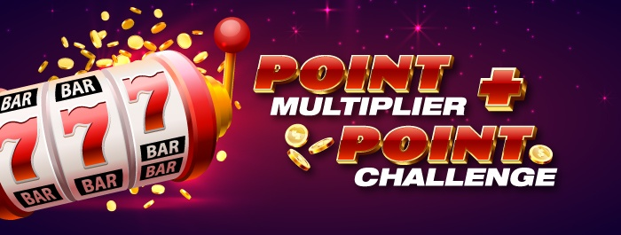 Point Multiplier + Point Challenge
