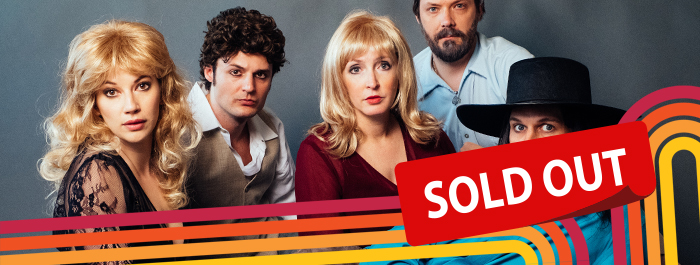 RUMOURS – THE ULTIMATE FLEETWOOD MAC TRIBUTE SHOW