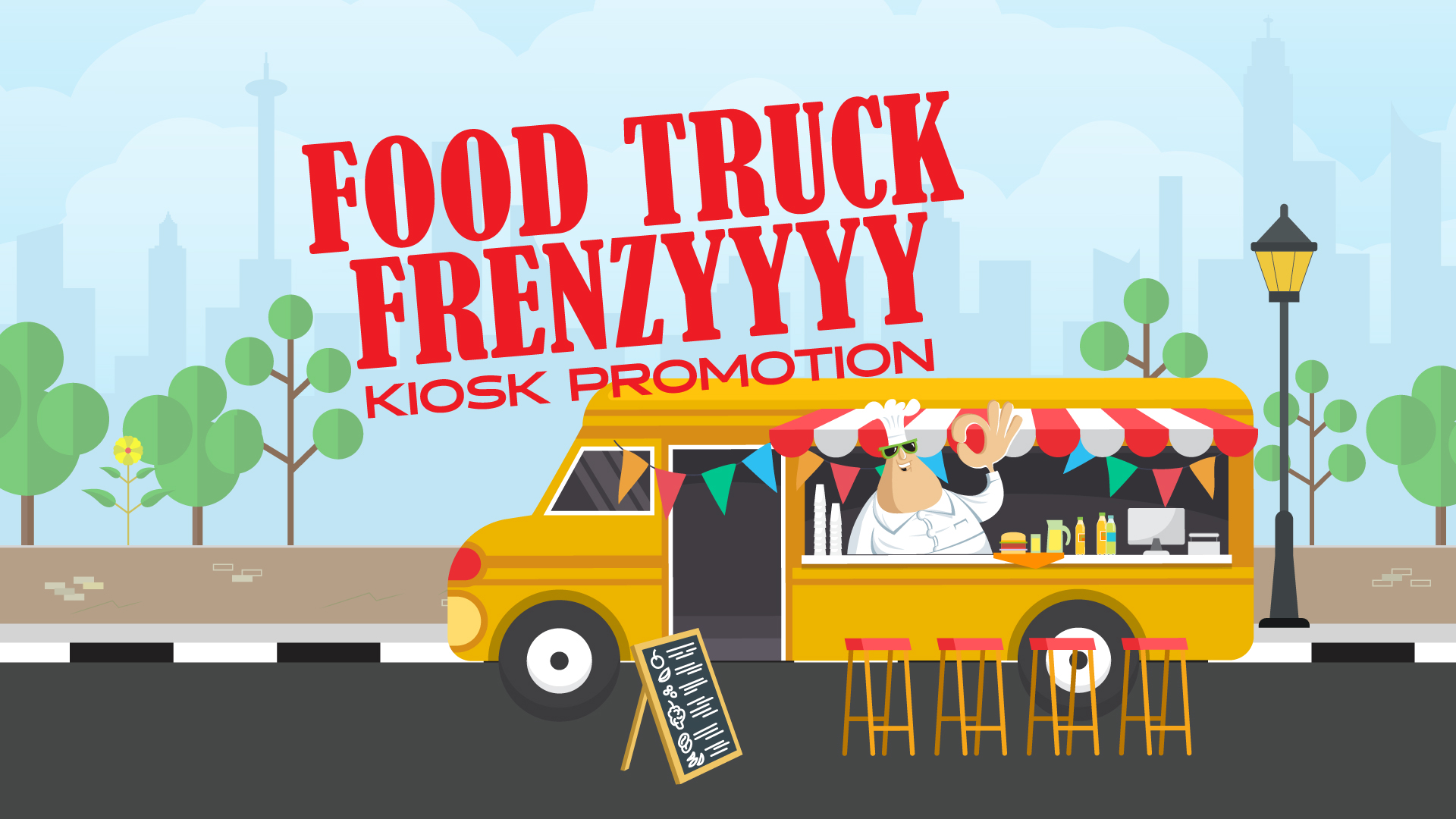 Food Truck Frenzyyy at Clearwater Casino Resort