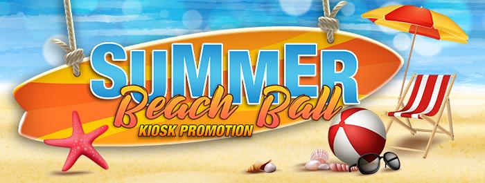 Summer Beach Ball Clearwater Casino