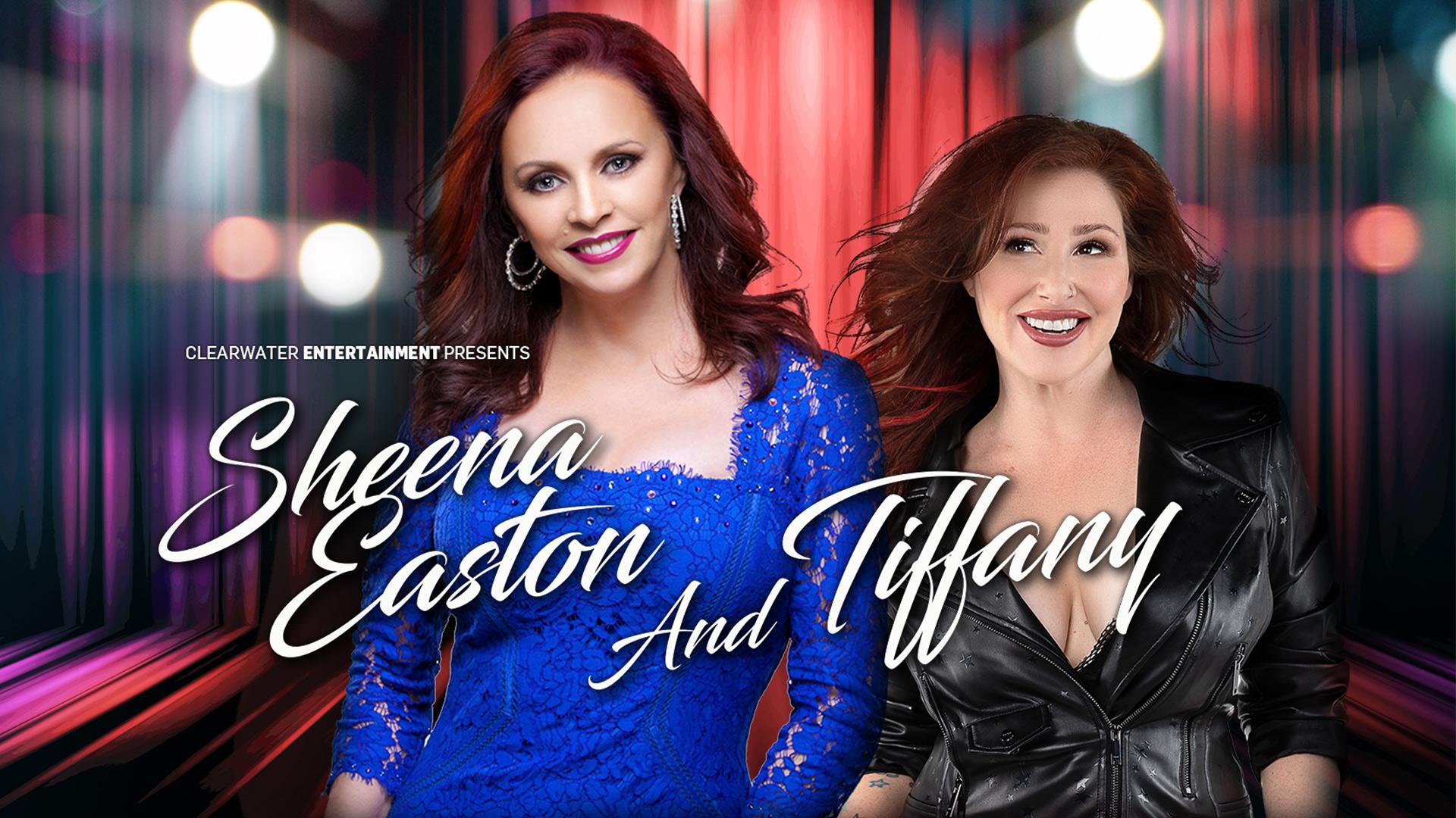 Sheena Easton & Tiffany at Clearwater Casino Resort