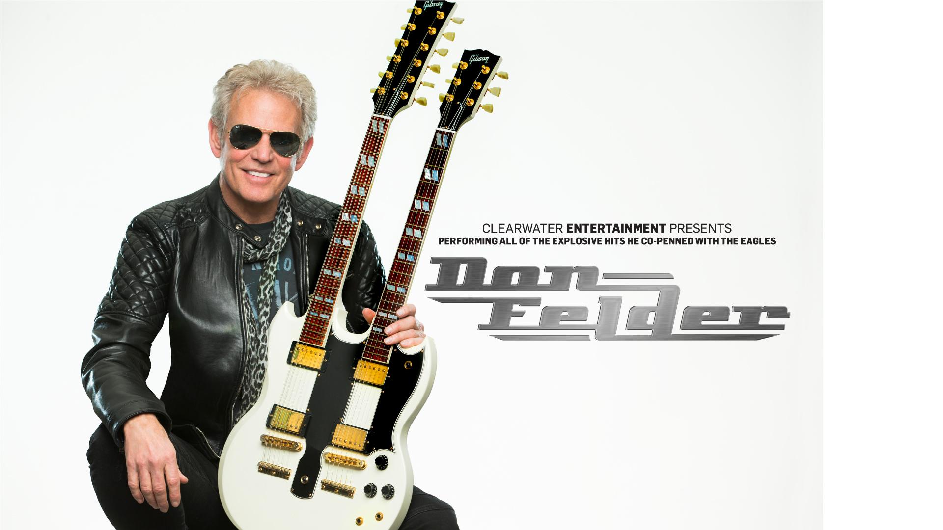Don Felder at Clearwater Casino Resort